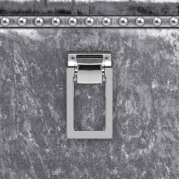 Taburete Terciopelo - Barrington Metal